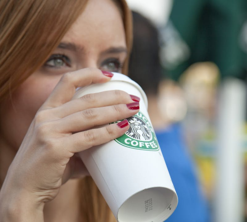Market Research Coffee of Starbucks Entry into China