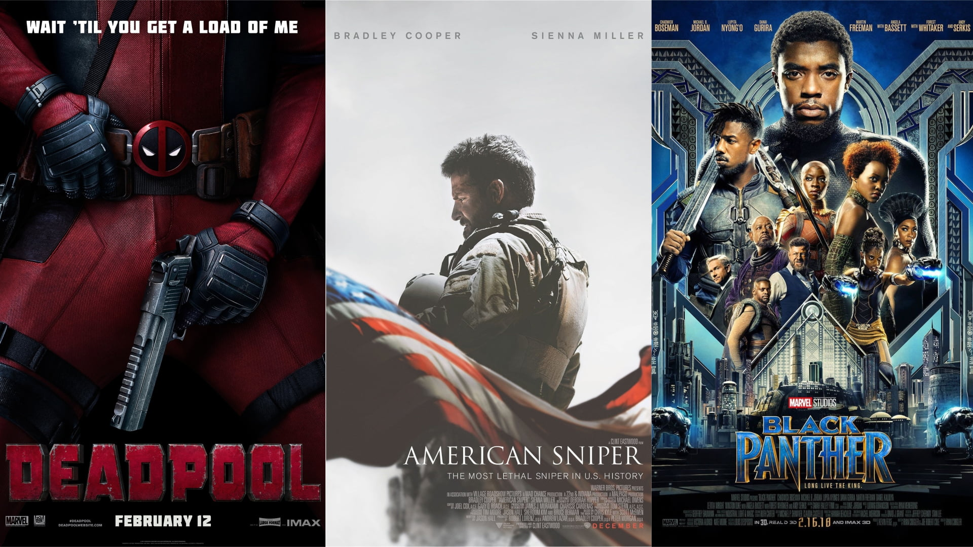 Movie Record-Breaking Opening Weekend in The Winter Season 2018 - ilearnlot