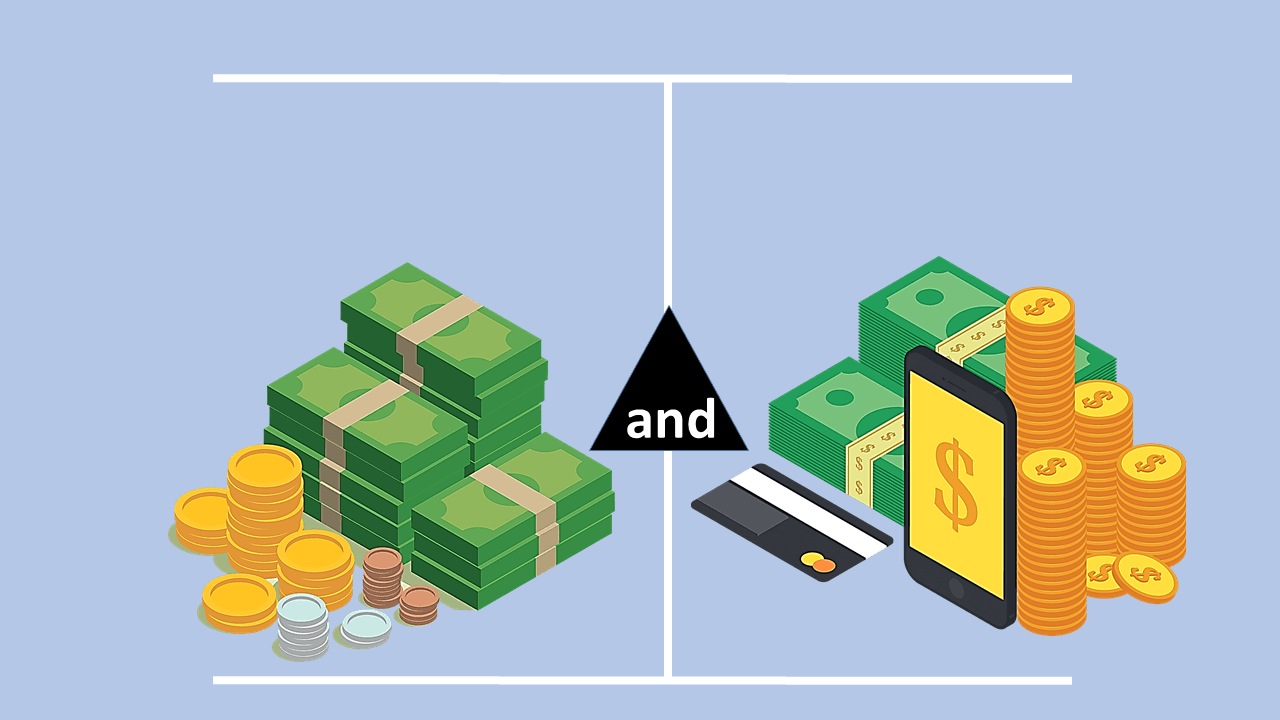 Difference between Central and Commercial Banks