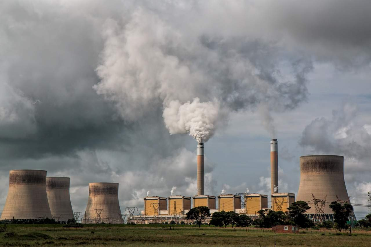 What do we think about Plant location decision - with Different Situations - Power Station