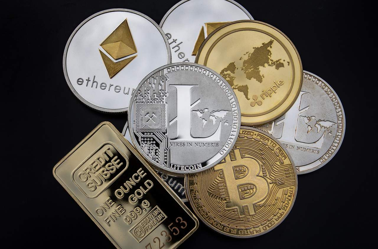 Cryptocurrency Meaning Definition Types Advantages and Disadvantages Image