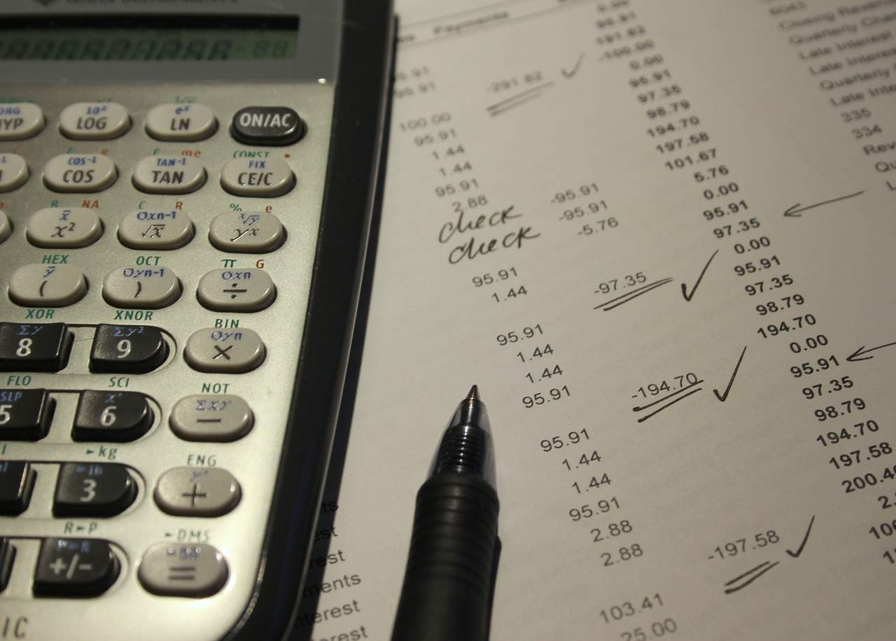 The distinction between the Balance Sheet and Trial Balance Image