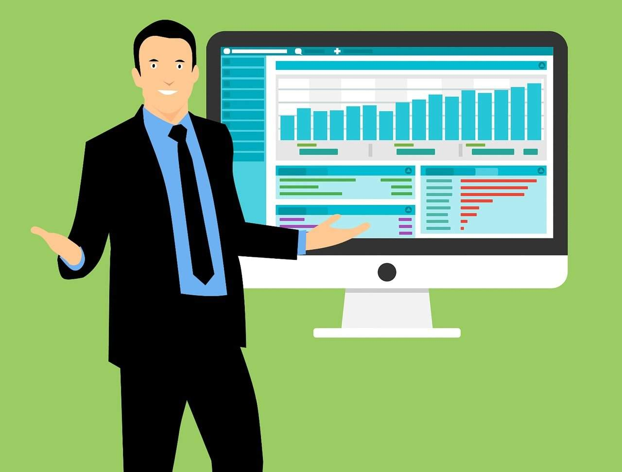 Stock Trading - How to trade for profits in the Stock Market Image